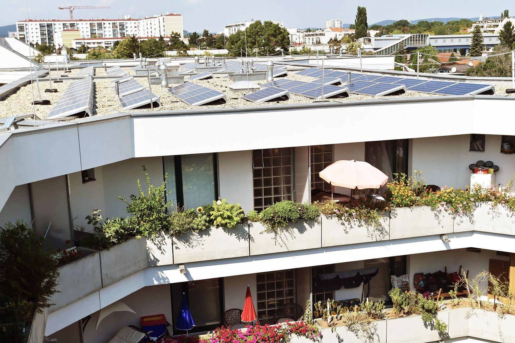 Photovoltaikprojekt Schöpfwerk
