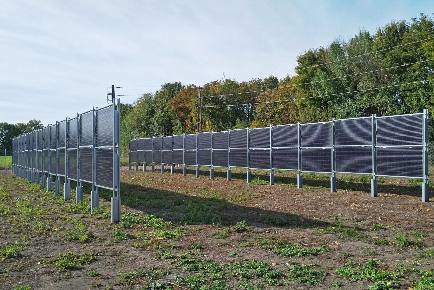 Agrar-Photovoltaikanlage Guntramsdorf